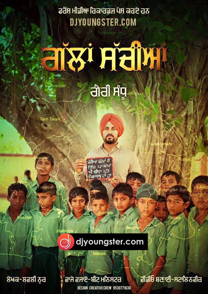 Gallan Sachian-Garry Sandhu Download Mp3