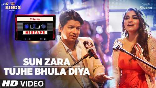 Sun Zara Tujhe Bhula Diya (2017) Mp3 Song Listen Online