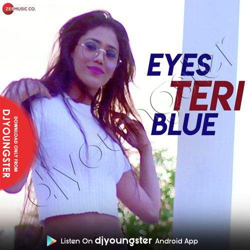 Eyes Teri Blue