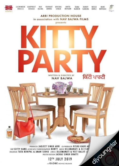 Kitty Party