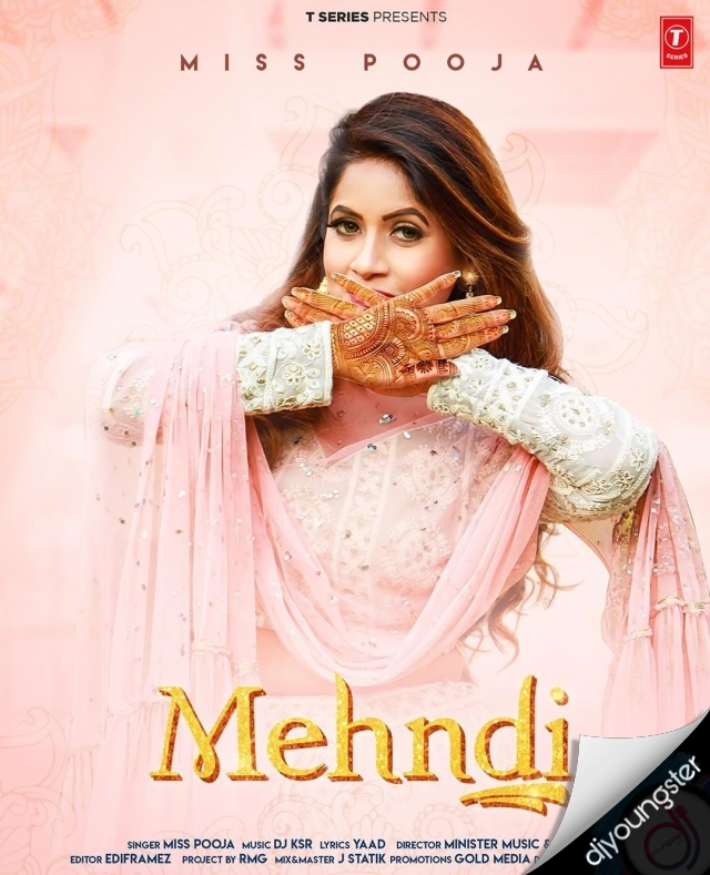 Miss Pooja Song - Mehndi.mp3 Download | Djyoungster