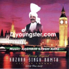 *The Living Legend (Live in London)-(Hazara Singh Ramta) song download by