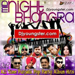 *Midnight Bhangra Best Of All Time Punjabi Pop Party Album Hits-(Various) song download by
