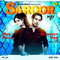 *Saroor Ft Miss Pooja-(Harpreet Virk) song download by