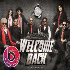 *Welcome Back - Hindi Movie Songs song download by