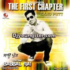 *Saau Putt-(Babbal Rai) song download by