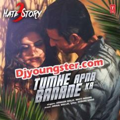 *Tumhe Apna Banane Ka-(Hate Story 3) song download by