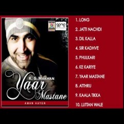 *Yaar Mastane-(K S Makhan) song download by