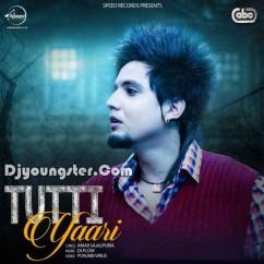 Tutti Yaari-A Kay song download by A Kay