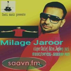 Milage Jaroor-Gurlej Akhtar mp3