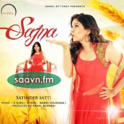 Sajna-Satinder Satti mp3