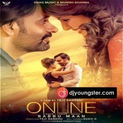 Online song download by Babbu Maan