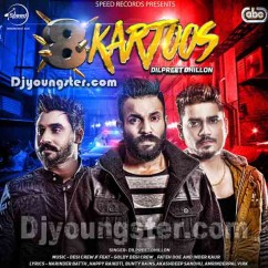 Gulab Feat Goldy Desi Crew-Dilpreet Dhillon (8 Kartoos) song download by Dilpreet Dhillon