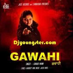 Gawahi-Gunabi Mann (iTunes) song download by Gunabi Mann