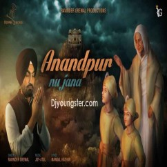 Anandpur Nu Jana-Ravinder Grewal mp3