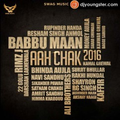 Paranda Vs Lakk-Rimz J(Aah Chak 2016) song download by Babbu Maan