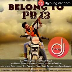 Belong To PB 13 song download by Ratan Chahal