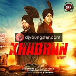 Khabran song download by ManakE