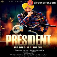 President Ggsu song download by Simar Rasulra