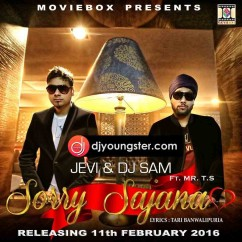 Sorry Sajana song download by Jevi