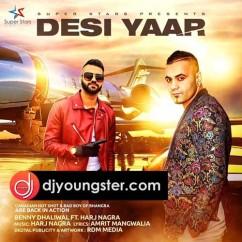 Desi Yaar-Benny Dhaliwal mp3