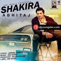Shakira song download by Abhitaj Singh