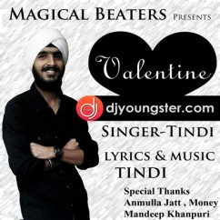 Valentine song download by Tindi