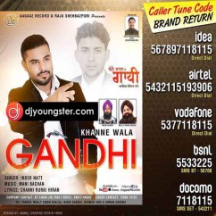 Khane Wala song download by Inder Natt