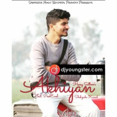 Akhiyan song download by Harry Salhan