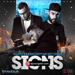 Signs-Raxstar-Mickey Singh mp3