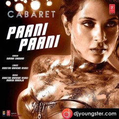 Paani Paani song download by Sunidhi Chauhan