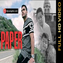 Paper song download by Harry Shergill