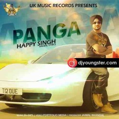 Panga song download by Happy Singh