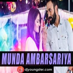 Munda Ambarsariya-Happy Raikoti(Once Upon Time In Amritsar) mp3