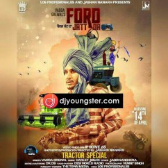 Ford Jatt Da song download by Vadda Grewal