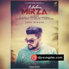 Modern Mirza song download by Sukh Narang