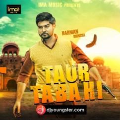 Taur Tabahi song download by Harman Dhindsa
