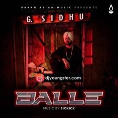 Balle-G Sidhu mp3