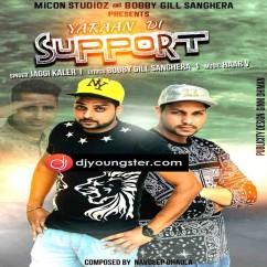 Yaaran Di Support song download by Jaggi Kaler
