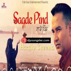 Sade Pind song download by Hardeep Cheema