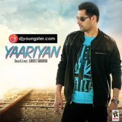 Yaarian song download by Gurjeet Sanghera