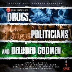 Drugs Politicians  song download by G Sonu