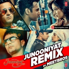 Junooniyat Remix song download by Dj Mob
