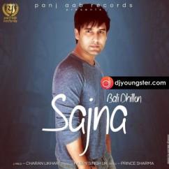 Sajna song download by Bali Dhillon