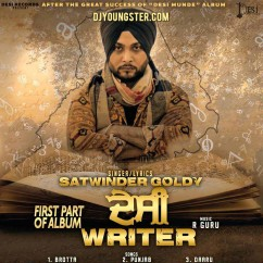*Desi Writer - (Satwinder Goldy) song download by