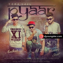Tere Naal Pyar song download by Aniket