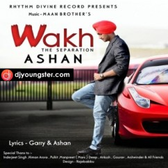 Wakh (The Saparation) song download by Ashan
