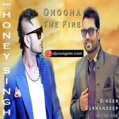 Dhoona The Fire song download by Surmandeep