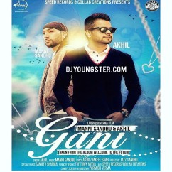 Gani(Dj Hans Remix) song download by Akhil