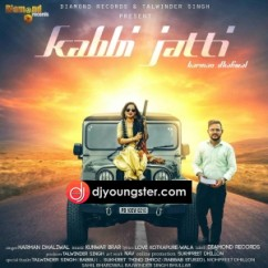 Kabbi Jatti song download by Harman Dhaliwal
